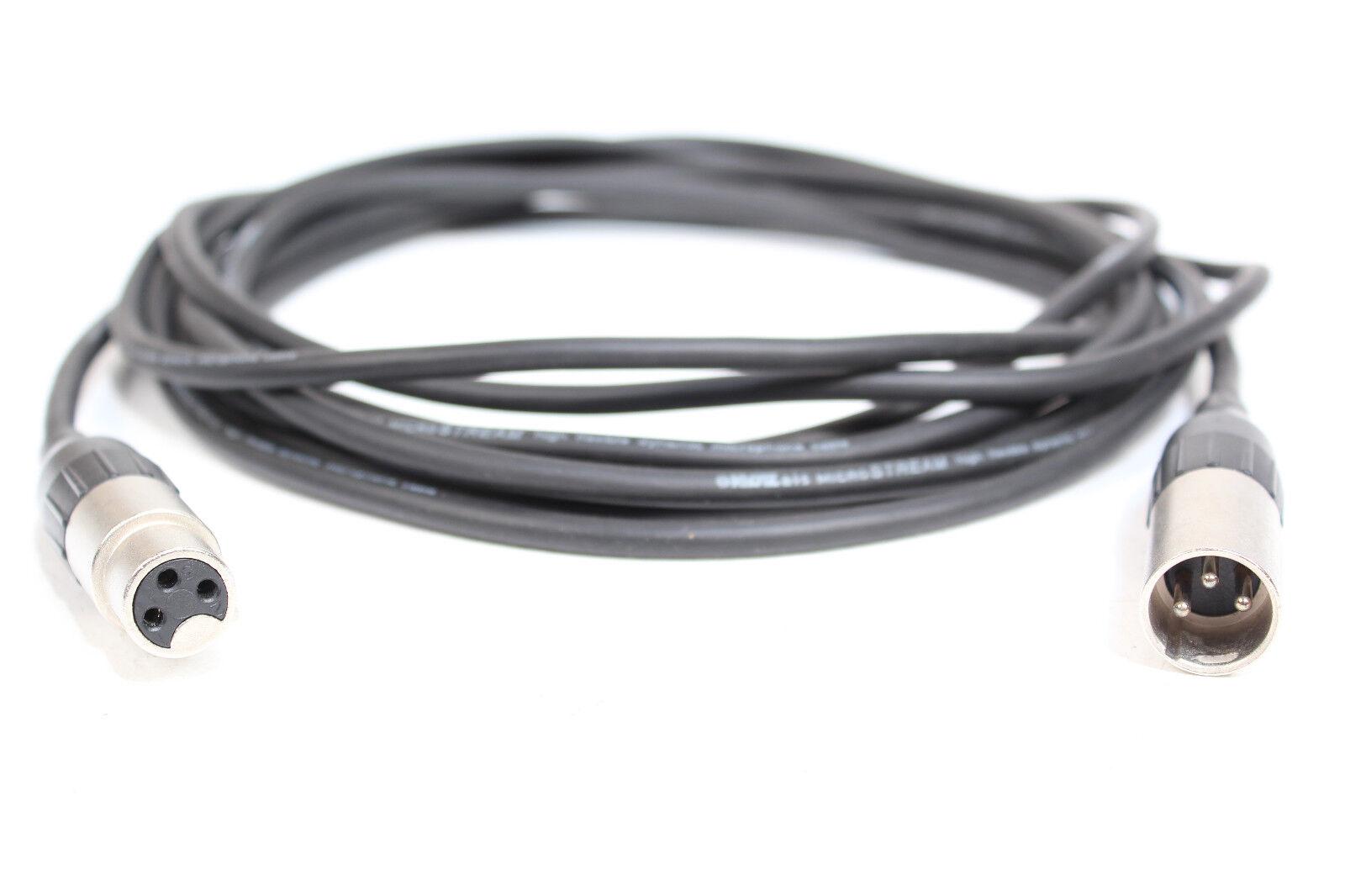Klotz AIS MicroStream MicroStream MicroStream Micrófono Cable Xlrm-xlrf 15 ft (approx. 4.57 m). Alcatel XLR  promocionales de incentivo
