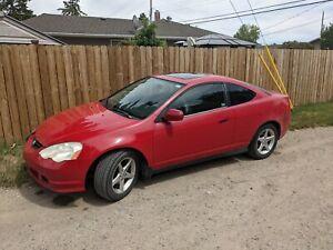 2002 Acura RSX -