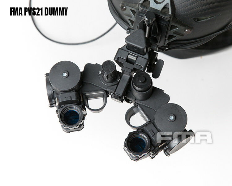FMA Airsoft Paintball PVS21 NVG DUMMY Model No Function Kit