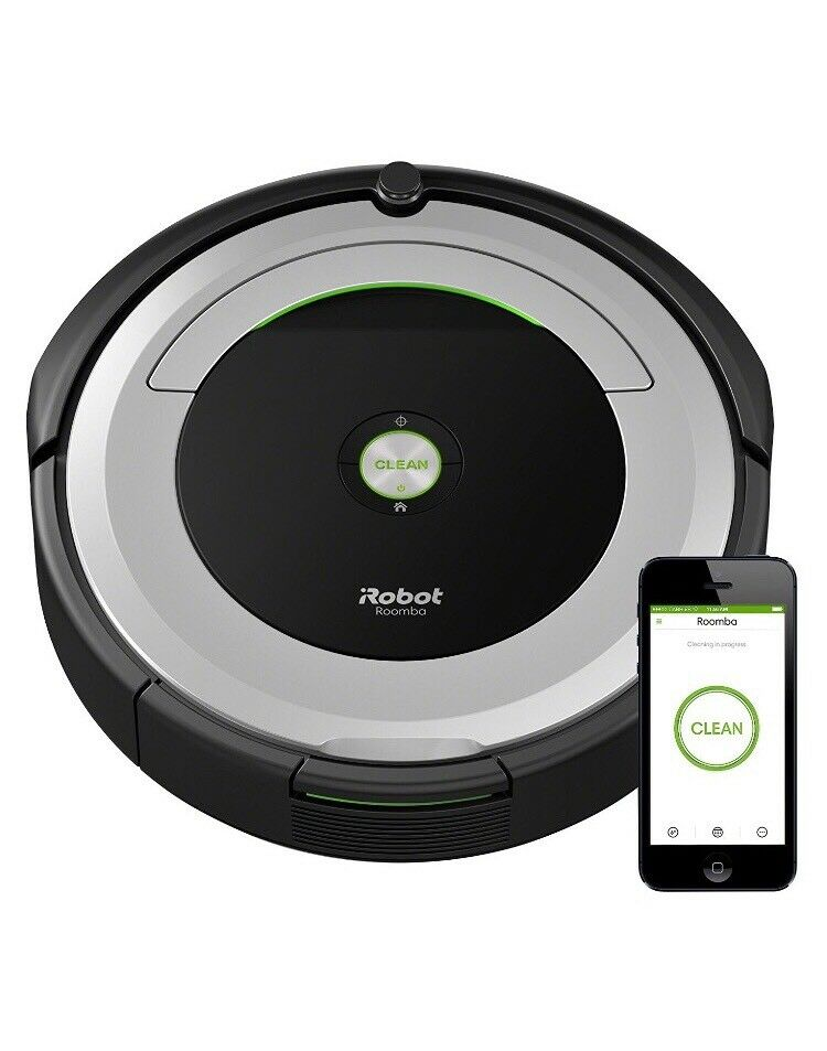 IRobot Roomba 690 Robot Vacuum with Wi-Fi Connectivity, NIB SHIP FROM STORE
