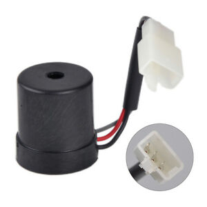 3 Wire Turn Signal Blinker Relay Flasher fit GY6 50 250cc