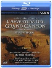 IMAX: Grand Canyon Adventures, River at Risk - 3D Blu-Ray Disc