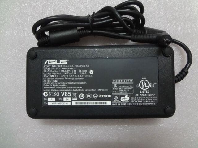 Original OEM ASUS ROG Strix SCAR Edition GL703GE-ES73,A17-150P1A 150W AC Adapter