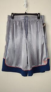 **** New Mens Basketball Shorts by And1.**Adjustable Elastic Waist Size S.****
