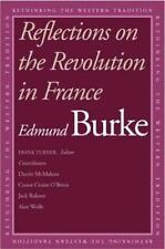 Reflections on the Revolution in France, Burke, Turner Ed., NEW 2003