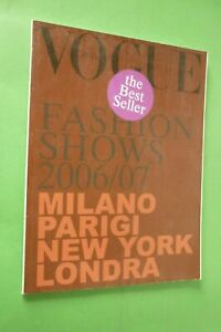 Vogue-Italy-Set-of-n-671-July-2006-Fashion-Shows-Fall-Winter-the-Best-Seller