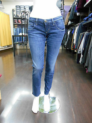Jeans Donna Take Two Modello Ela Z-a Gamba Stretta Skinny Slim Fit Invernale Materiali Superiori