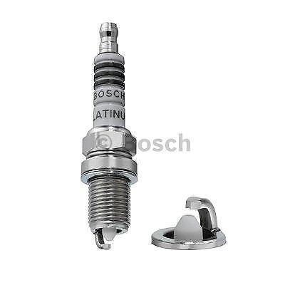 4 x Bosch Platinum Plus 4028 Spark Plugs BMW Volvo S40 FR7DP (QTY 4)
