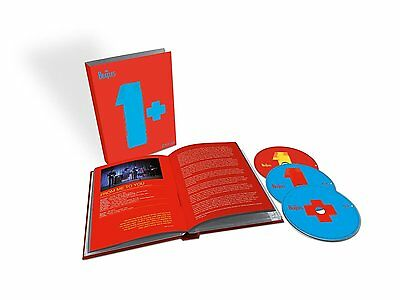 THE BEATLES 1's + CD  / 2-BLU-RAY ALBUM SET (Released November 6th 2015)