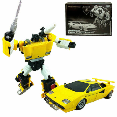 Masterpiece MP12T TIGERTRACK Countach LP500S Action Figure 14CM Toy New