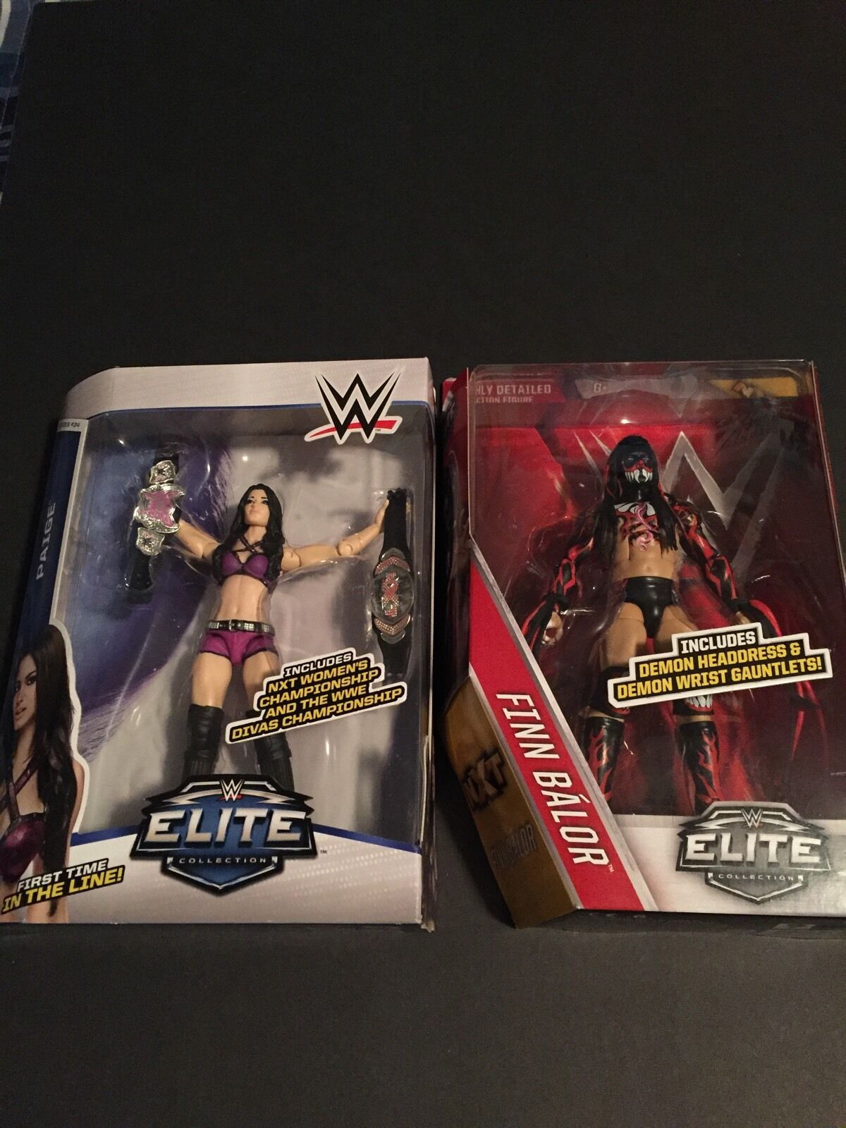 Www Elite Two azione cifra Set, Paige e Finn Baylor  Great Price