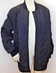 f1331234b Details about MADISON 1 LADIES EXPEDITION HERITAGE COLLECTION DIAMOND  QUILTED BOMBER JACKET