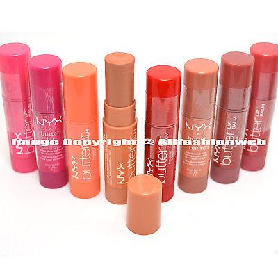 NYX Cosmetics Butter Lip Balm New (Macaron BLB04)