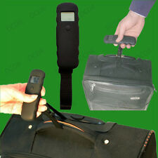 Electronic Digital Portable Handheld Weighing Scale 40Kg Luggage Bag Post Parcel