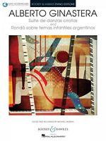 Suite De Danzas Criollas Op. 15 And Rondo Sobre Temas Infantiles Argen 048021249
