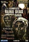 Complete Blind Dead Saga 0827058301398 With Amando De Ossorio DVD Region 1