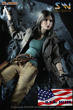 1/6 Rise of The Tomb Raider Lara Croft Figure Full Set VERY HOT TOY IN STOCK USA