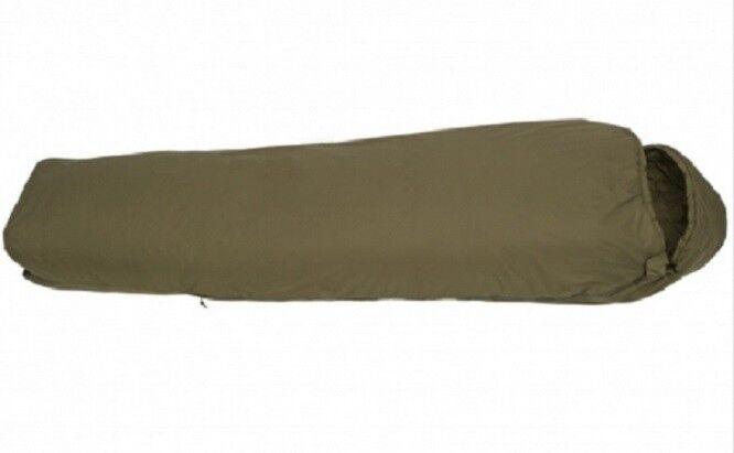 Carinthia Tropen Summer Sleeping Bag Army Military Outdoor Sleeping Bag Olive M 185