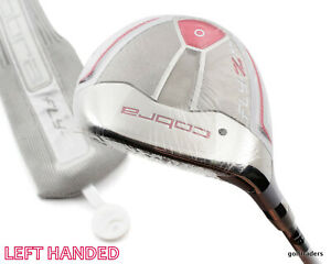 New-Cobra-Fly-Z-XL-Pink-3-Wood-19-Graphite-Ladies-Flex-Cover-Left-Handed-E3485