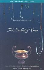 The Merchant of Venice (The Annotated Shakespeare) by William Shakespeare