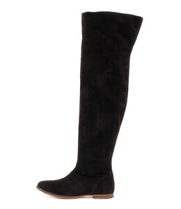 SOFIA CRUZ Oakley Black Long Boots