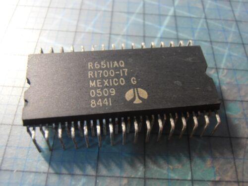 R6511AQ//R1700-17 R6500//12 del microordenador del chip uno CPU Quip 64 Conexant