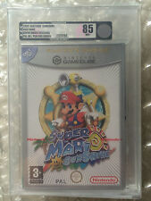 Sellado de fábrica Super Mario Sunshine Player's Choice Gamecube VGA/UKG clasificados 85