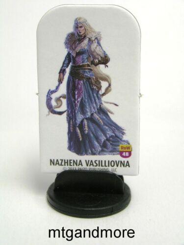 #048Nazhena Vasiliovna Tokens Pathfinder Battles Pawns Reign of Winter