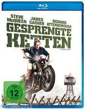 Gesprengte Ketten [Blu-ray] Steve McQueen, James Garner * NEU & OVP *