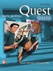 Quest: Introduction to Reading and Writing: Audio CD to Accompany by Laurie Blass (CD-Audio, 2006)