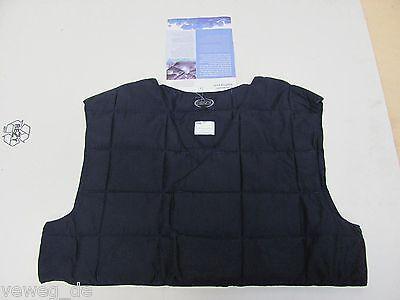 Cooline® Kühlweste Weste Cooling Vest - Arbeitskleidung Feuerwehr - Blau Gr. Xxl Hohe Sicherheit