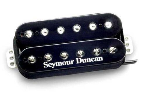Black Seymour Duncan TB-14 Custom 5 Trembucker