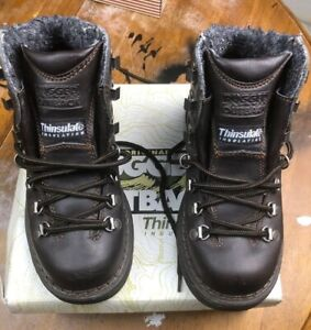 Rugged Outback Waterproof Insulated Snow Rain Boots Shoes