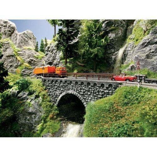 Sh encore 58690 achtobel-pont routes ou chemins de fer terminé modèle