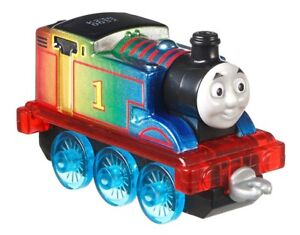 2b9802b6eedf Details about Fisher Price Thomas Friends Track Train Adventures SPECIAL  EDITION RAINBOW Gift