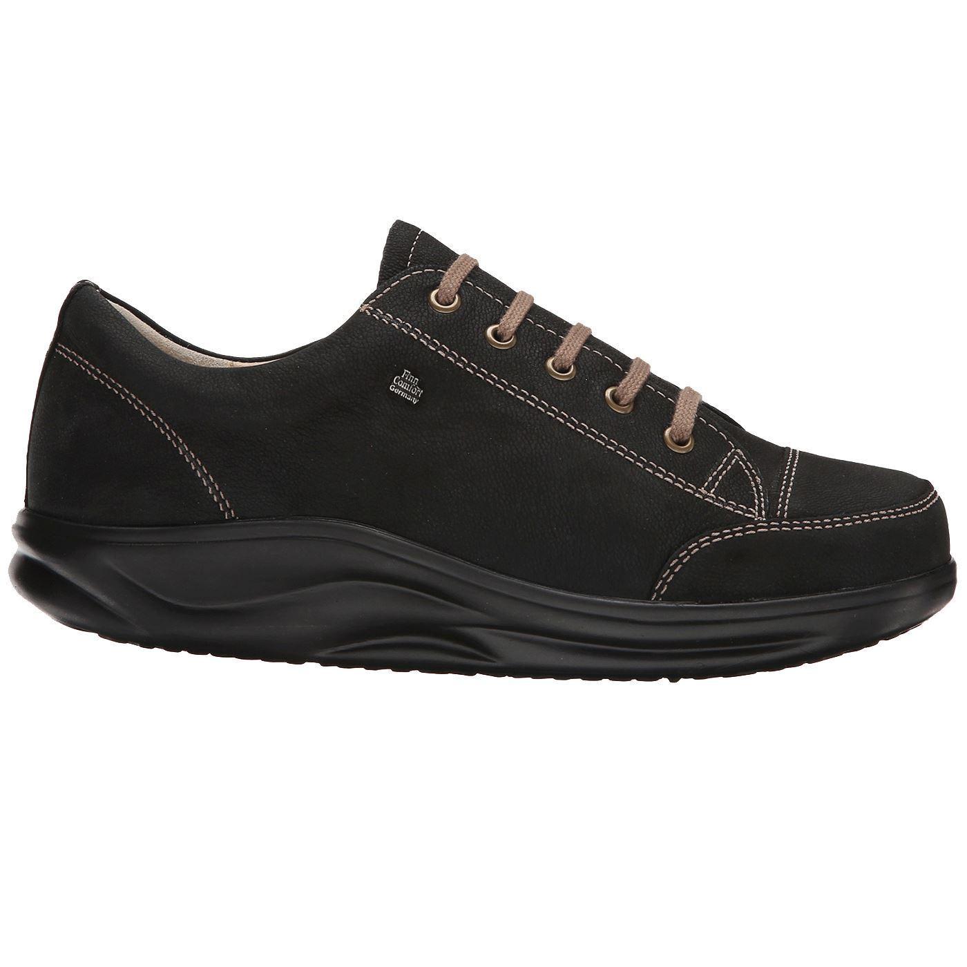 Finn Comfort 2911 Ikebukuro Black Womens Shoes Shoes Womens 3e3998