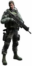 Resident Evil 6 Chris Redfield Capcom 10 Inch Action Figure