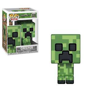 Minecraft Creeper Cm POP Vinyl Figur POP Spiele Funko Mojang - Minecraft spiel spielen