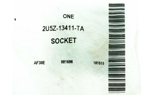 NEW FORD OEM 04-17 F-250 F-350 F-450 Super Duty Taillight Tail Light Rear Socket