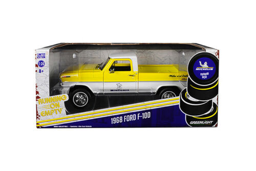 Running on empty series 2-1968 Ford F-100 Pickup truck Michelin Tires