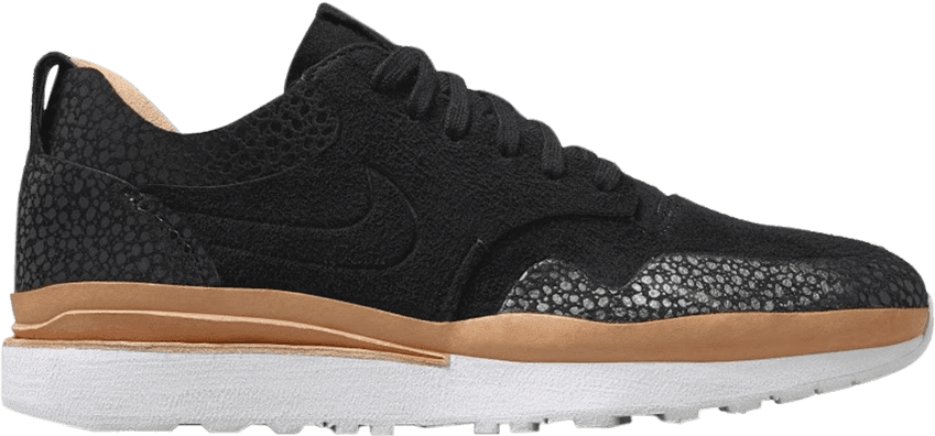 Nike 11 männer air safari royal schuhe neue 220 220 220 dollar 872633-001 schwarz vachetta tan 45969b