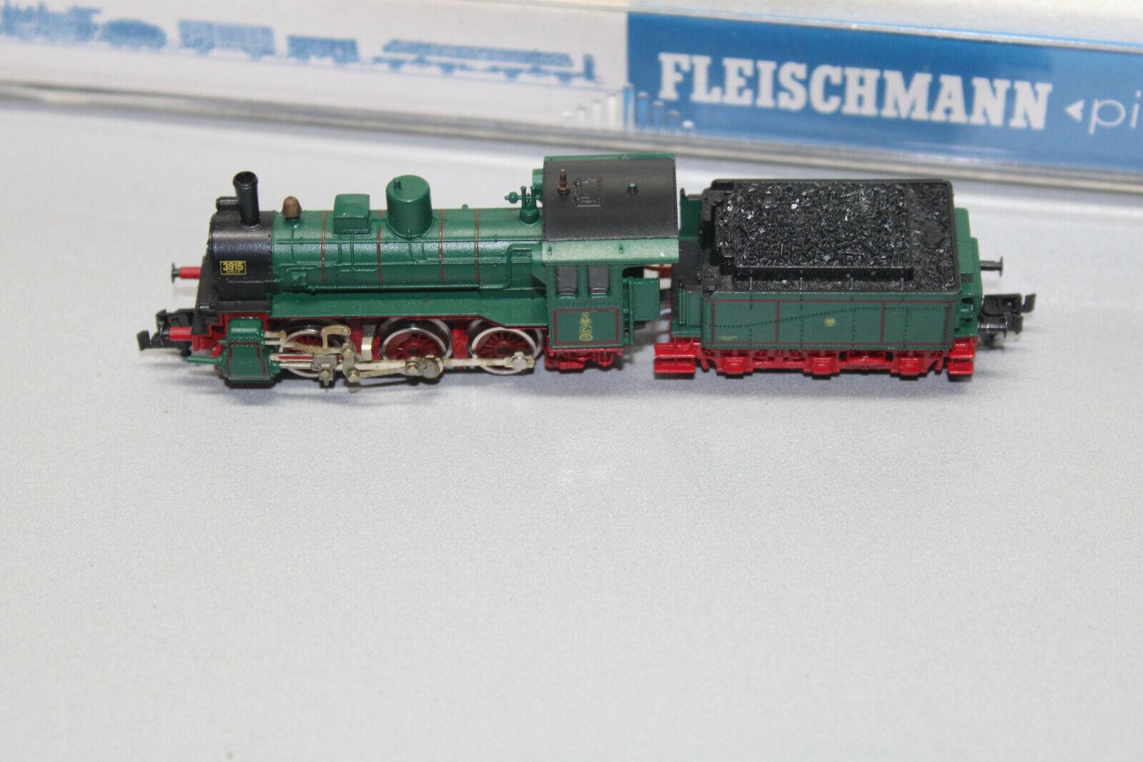 Fleischmann 7812 Locomotora de Vapor G4 Kpev Escala N Emb.orig