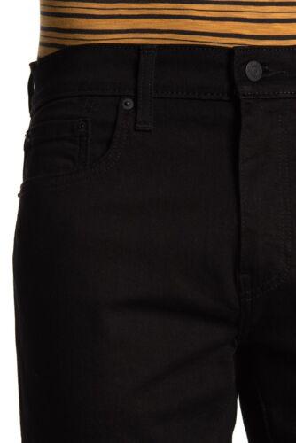 Levi/'s 502 Men/'s Regular Taper Hemmed Shorts Black 327920035