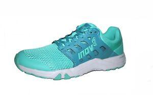 Inov8 Damen Alltrain 215 Trainingsschuhe Gym Fitness Schuhe Sneaker blau 38