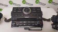 07 - 13 Nissan Pathfinder Armada Bose Audio Climate Control Panel 28395 ZQ01A