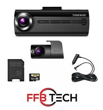 THINKWARE Fa200 Ondash Cameras Dash Bundle With Front & Rear Cam Hardwiring