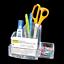 Desk-Pen-Organizer-Holder-Office-Pencil-Desktop-Jewelry-Cosmetic-Storage-Box thumbnail 5