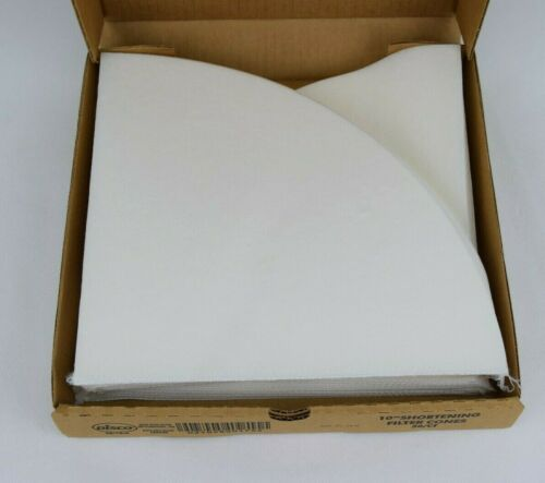 Disco FC-10-3 10in Shortening Filter Cones Box of 50ct Made in USA