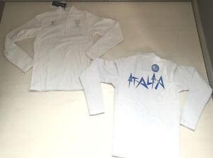 Invernali 10052 Fisi Olimpiadi Pile Freddy Shirt Italia Donna Maglia qwHAf7q