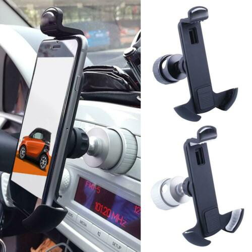 Car Mobile Phone Holder Air Vent Mount Cradle for Smart 453 Model Forfour Fortwo